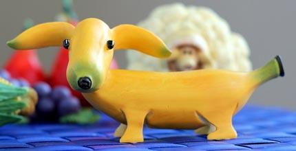 banana for dogs