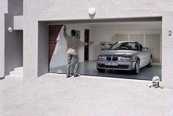 garage door covers ned martin s amused. Black Bedroom Furniture Sets. Home Design Ideas