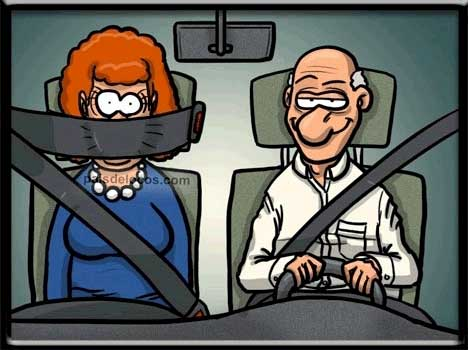 New Seatbelt Design 45 Less Car Accidents Ned Martin S Amused