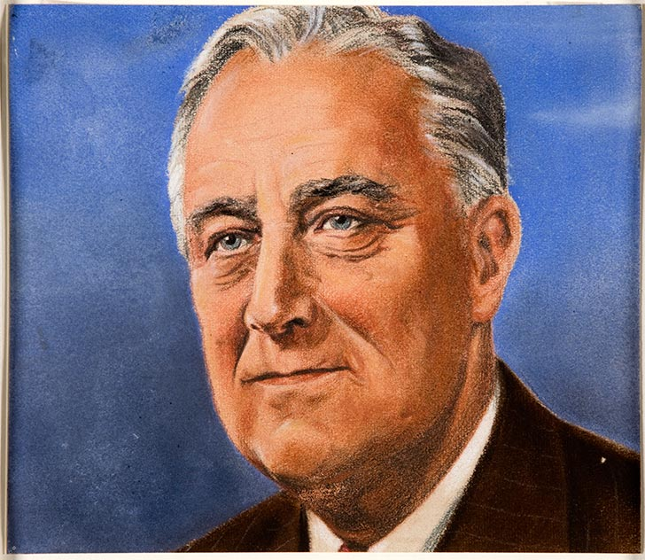 franklin delanor roosevelt